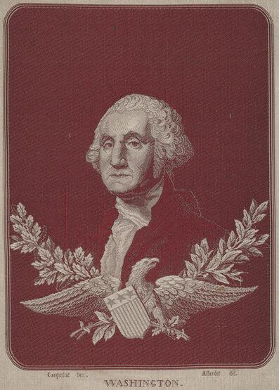 Franois Carquillat, after Allardet, 'George Washington'