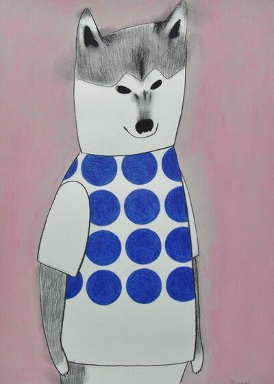 Katsunori Miyagi, 'Dots Shiba', 2016