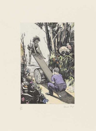 Paula Rego, 'See-saw, Margery Daw', 1994