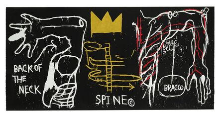 Jean-Michel Basquiat, 'Back of the Neck', 1983