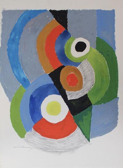 Sonia Delaunay, 'Rythme Couleur, F1617', 1969
