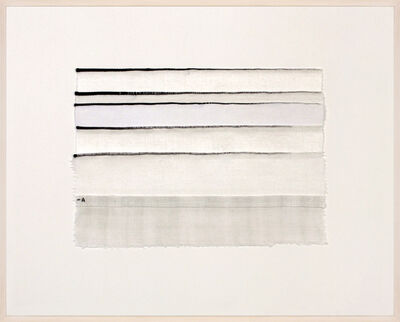 Anne Wilson, 'Inventory Drawing -A', 2017