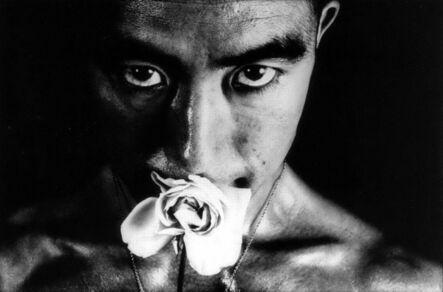 Eikoh Hosoe, '薔薇刑 #32  Ordeal by roses #32', 1961