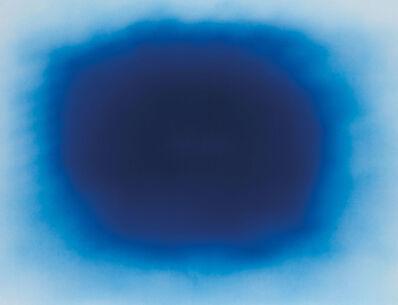 """Anish Kapoor, ''BREATHING BLUE"""" ', 2020"""