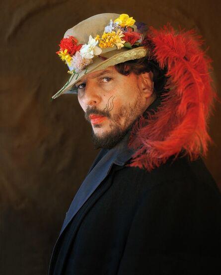 Emilio Lopez-Menchero, 'Trying to be Ensor', 2010