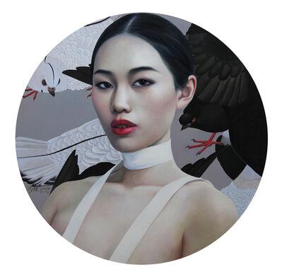 Ling Jian, 'Kindred Birds', 2016