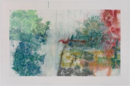 Ingrid Calame, '#1037 Drawing (Stiftung Zollverein, Essen, Germany)', 2015