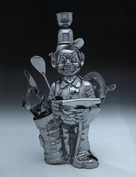 Jeff Koons, 'Fisherman Golfer', 1986