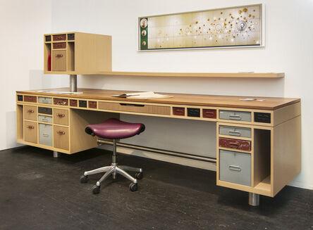DMG Design SF, 'Student Desk', 2012