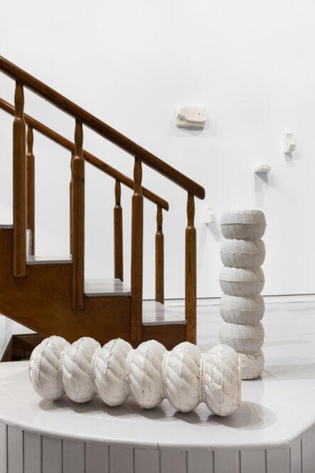 Pablo Barreiro, 'S/ T (serie Columnas)', 2015