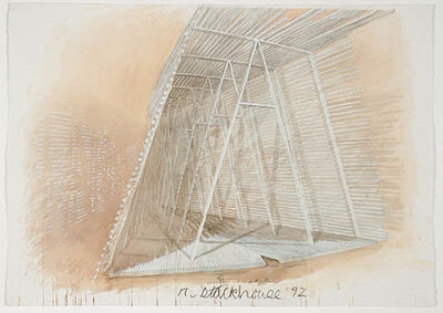 Robert Stackhouse, 'Soundless - 30 Foot Structure', 1992