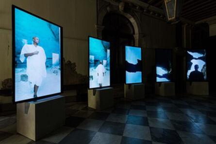Isaac Julien, 'Stones Against Diamonds (Ice Cave)', 2015