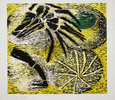 Susan Rothenberg, 'Tilting', 1986