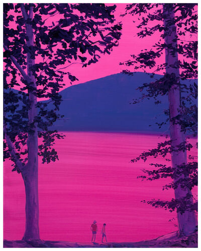 Sebastian Blanck, 'Summer Sunset', 2020