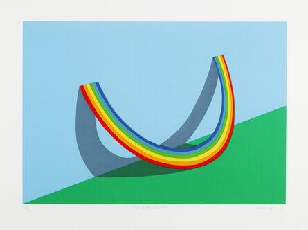 Patrick Hughes, 'Rest of the Rainbow', 1981