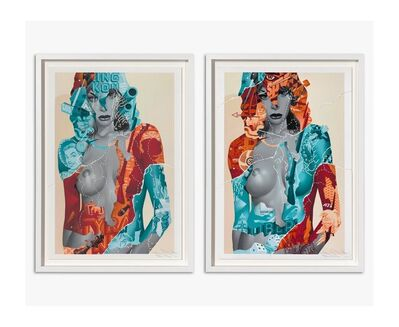 Tristan Eaton, 'One Man's Liberty Is Another Man's Tyranny', 2018