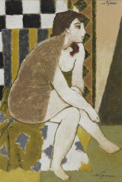 Nuri İyem, 'Nude', ca. 1950