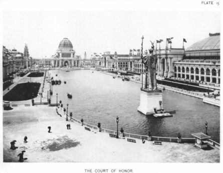 'Court of Honor, World's Columbian Exposition', 1893