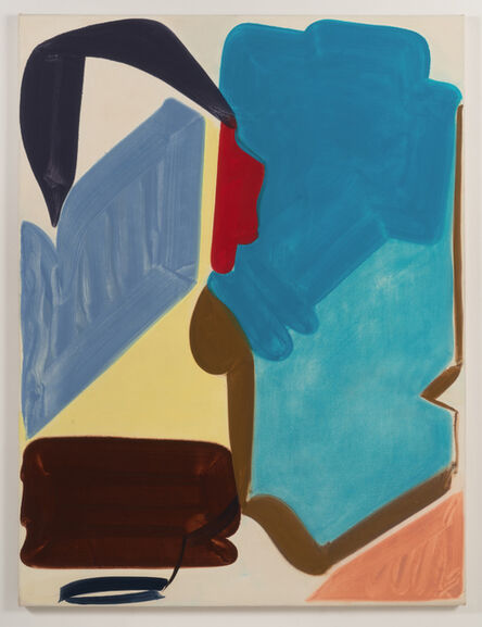 Patricia Treib, 'Blue Enclosure II', 2017