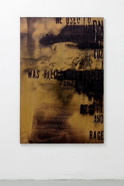 Michael Bevilacqua, 'Deadly Night Shade With Bird Shit', 2014
