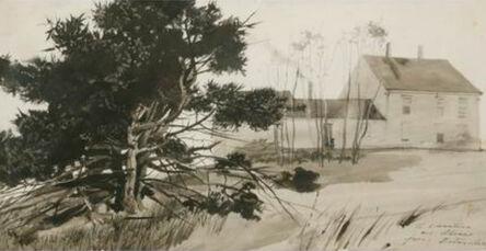 Andrew Wyeth, 'The Olson House', ca. 1942