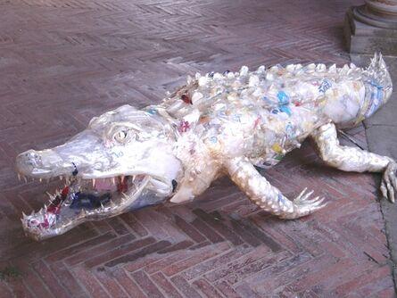 Mariano Pieroni, 'Crocodile', 2002