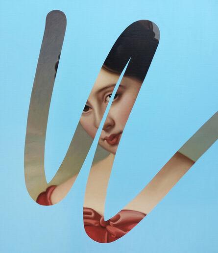 Lino Lago, 'Fake Abstract (Eduard Friedrich Leybold)', 2020