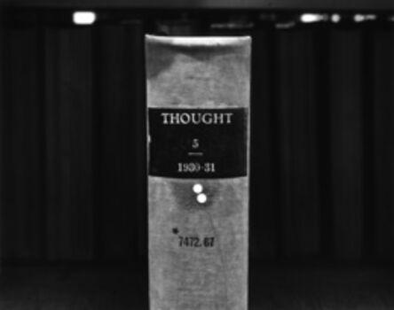 Abelardo Morell, 'Thought', 2001