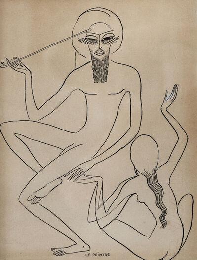 """Kees van Dongen, 'Etude pour """"Les Mille et une nuits""""', ca. 1918"""