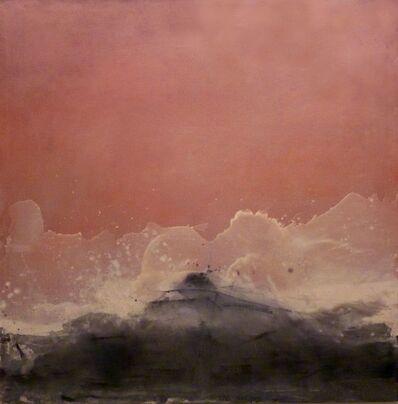 Raymond Han, 'Abstract Red & Black', 2011