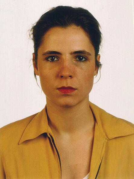 Thomas Ruff, 'Porträt (A. Giese)', 1989