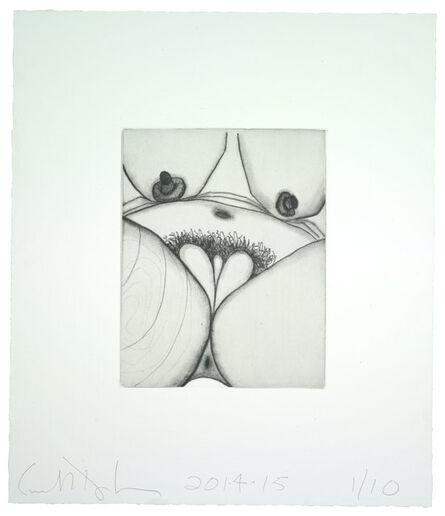 Carroll Dunham, 'Untitled', 2014