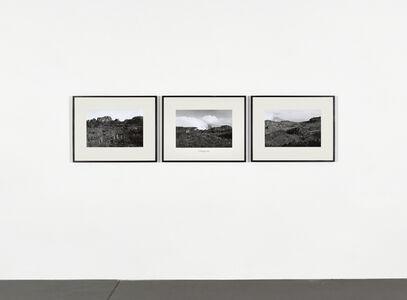 Lothar Baumgarten, 'Tabugrenze', 1977-1985