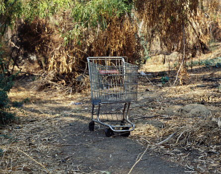 Anthony Hernandez, 'Landscapes for the Homeless #64', 1988