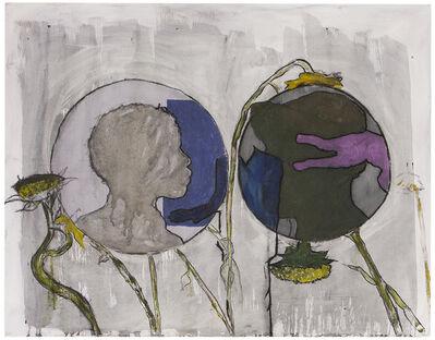 Thina Dube, 'When the moon visits', 2020