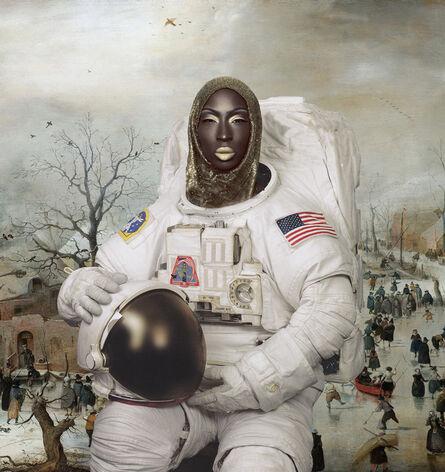 Igor Skaletsky, 'Astronaut', 2016