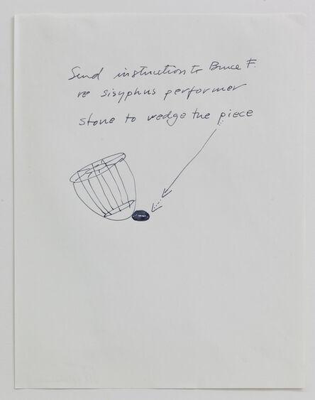 Jana Sterbak, 'Sisyphus', 1990