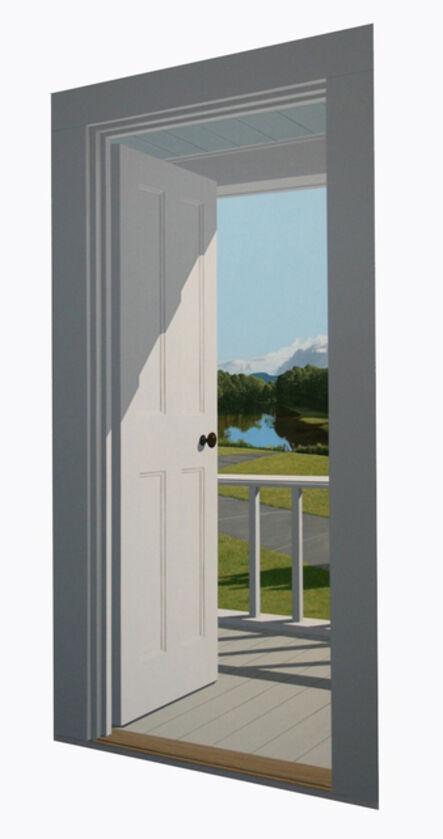 Warner Friedman, 'Doorway to the River', 2013