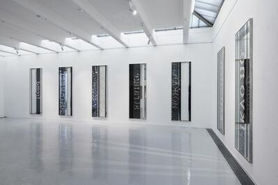 Rudolf Bonvie, 'Fremd', 1994