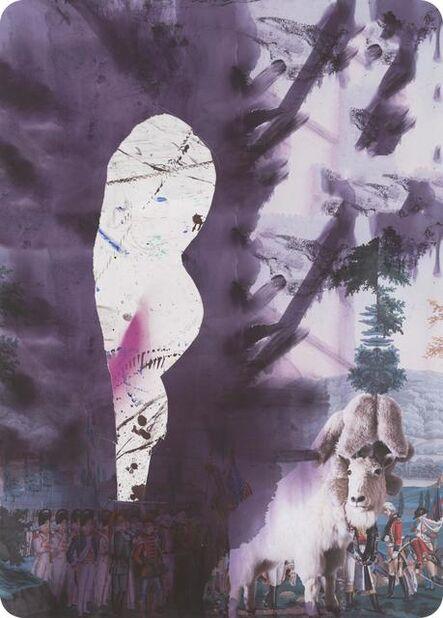 Julian Schnabel, 'Childhood 3', 2016