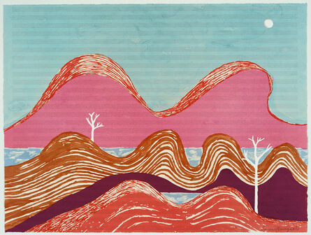 Louise Bourgeois, 'Beautiful Night', 2004