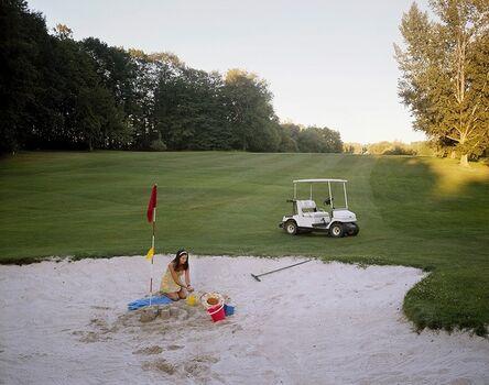 Carolyn Monastra, 'The Sandcastle', 2000