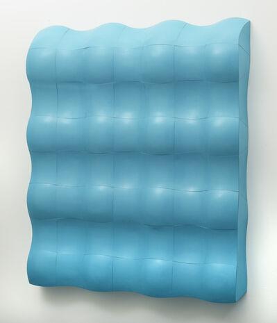 Hoss Haley, 'Large Tessellation (Cyan)'