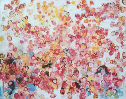 Brigitte Chombart de Lauwe, 'The apple tree', 2017