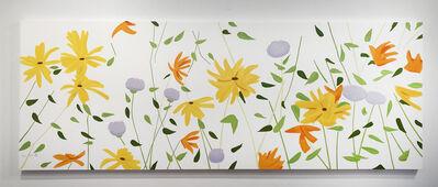 Alex Katz, 'Summer Flowers', 2018