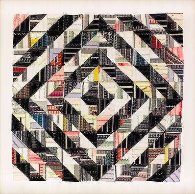 Sabrina Gschwandtner, 'Quilts in Women's Lives V', 2014