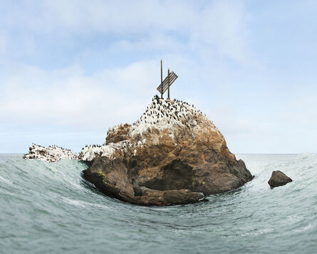 Laura Plageman, 'Response to Print of Mussel Rock', 2013