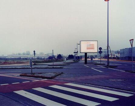 Max Regenberg, 'Jasper Johns # 1998, L.B. System Köln-Butzweilerhof', 1998