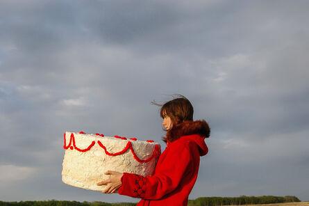 Amalie Atkins, 'Girl with Cake', 2008
