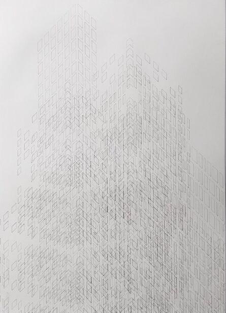 Daniel Alcalá, 'Figure No. 1', 2015